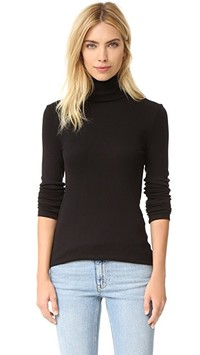 Splendid 1x1 Turtleneck | SHOPBOP