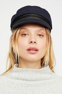 Blue Lagoon Lieutenant Hat | Free People