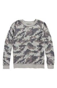 Tucker + Tate Camo Print Sweater (Toddler Boys & Little Boys) | Nordstrom