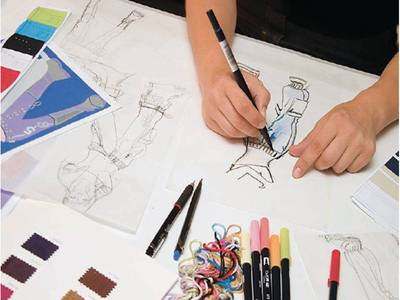 how fashion designs are made